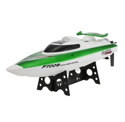 Feilun FT009 30km/h High Speed RC Racing Boat with Water Cooling Self-righting System