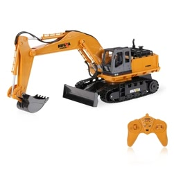 HUI NA TOYS NO.1510 Alloy Engineering Excavator