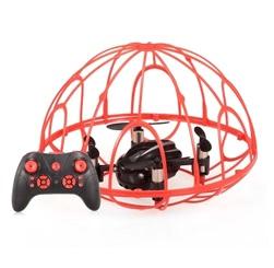 Z2 2.4G 4CH 6-Axis Gyro Full Protective One-key Return Drone